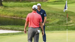 Johnson over Rahm's BMW heroics ahead of Tour Championship showdown