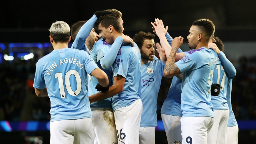 Manchester City 2-0 West Ham: Guardiola's men ease to win amid UEFA battle