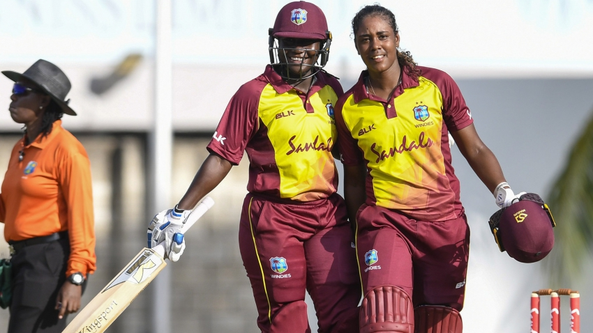 Dottin four-for, Matthews ton brings Windies level against South Africa
