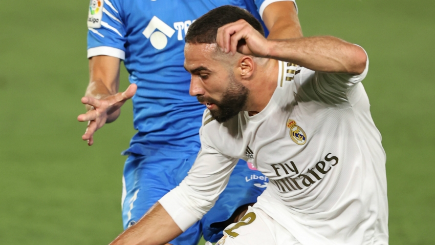 Real Madrid on track to win LaLiga, says Carvajal