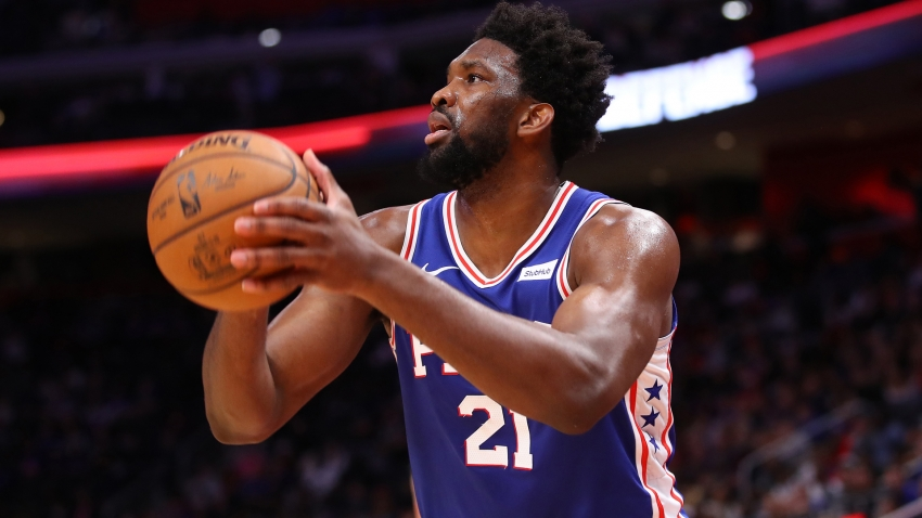 Embiid stars on return, Bucks win again as Kobe tributes continue