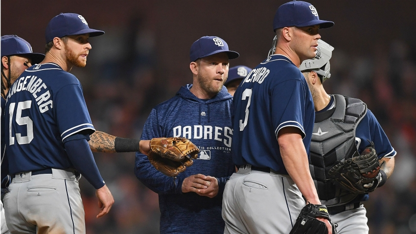 San Diego Padres fire manager Andy Green