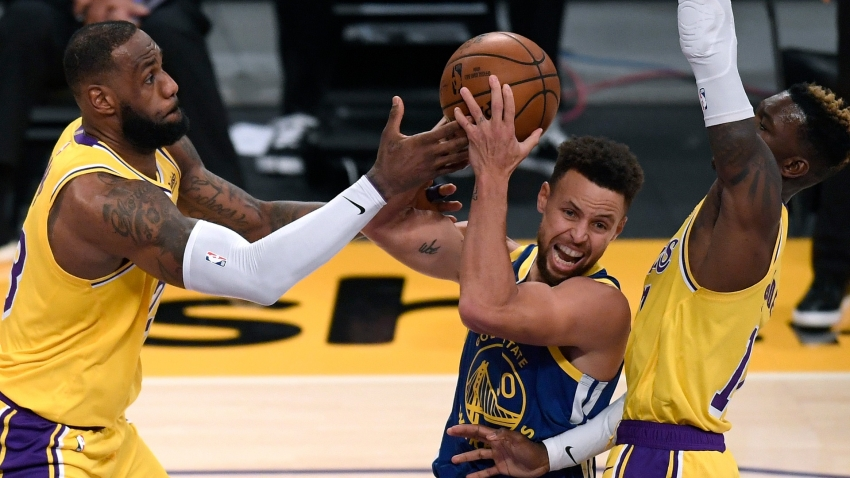 NBA Big Game Focus: LeBron faces in-form old foes Golden State again
