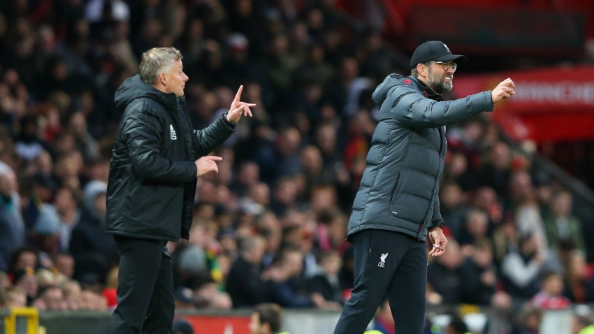 Manchester United boss Solskjaer out to emulate Klopp's Liverpool success