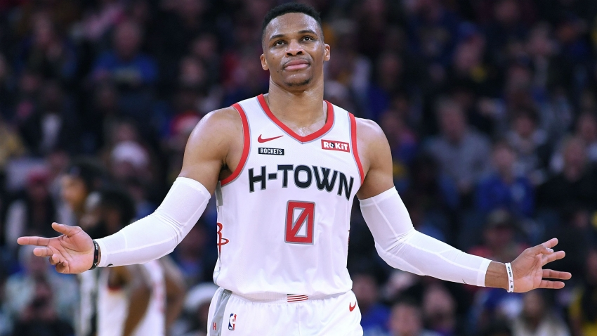 Coronavirus: Russell Westbrook tests positive for COVID-19