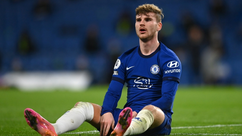 Werner: This is the unluckiest season ever and I'm still in the Champions League final!