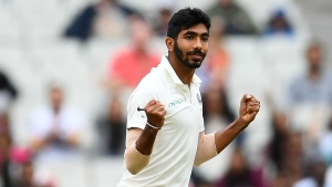 Bumrah rocks Windies with hat-trick and six wickets as India take control again