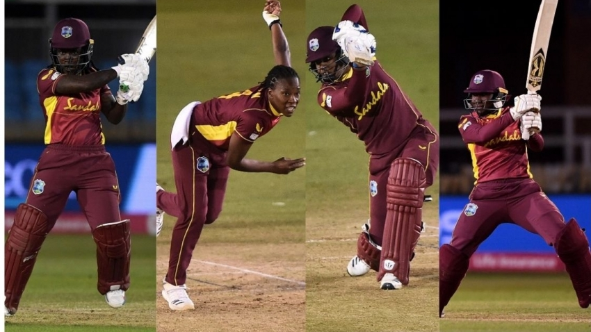 Taylor, Dottin among four Windies players for Women's Indian Premier League