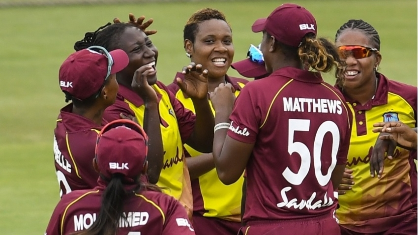 Windies Women to play Pakistan ODIs in Dubai early February