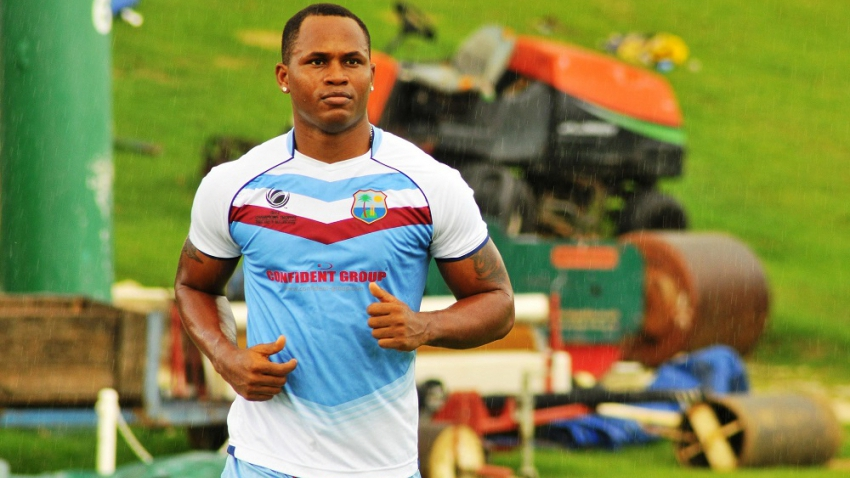 Injury keeps Marlon Samuels out of Windies ODI squad