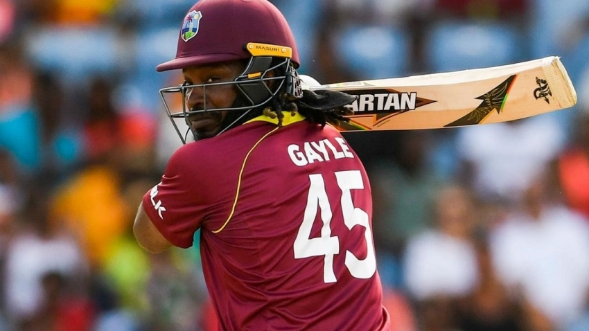 'I'm never going to down WI cricket' - star batsman Gayle admits he contemplated retirement before receiving call-up
