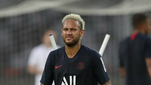 Neymar set to return to PSG training as Icardi is assessed