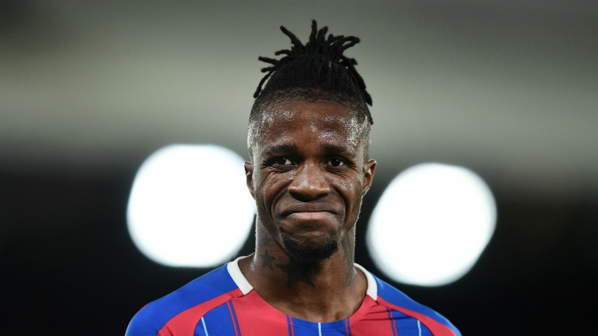 I can't control everything everyone does - Zaha responds to viral Arsenal Instagram message