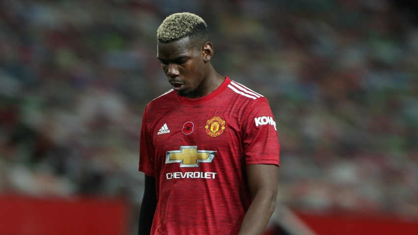 Pogba not included in Man Utd squad to face West Brom