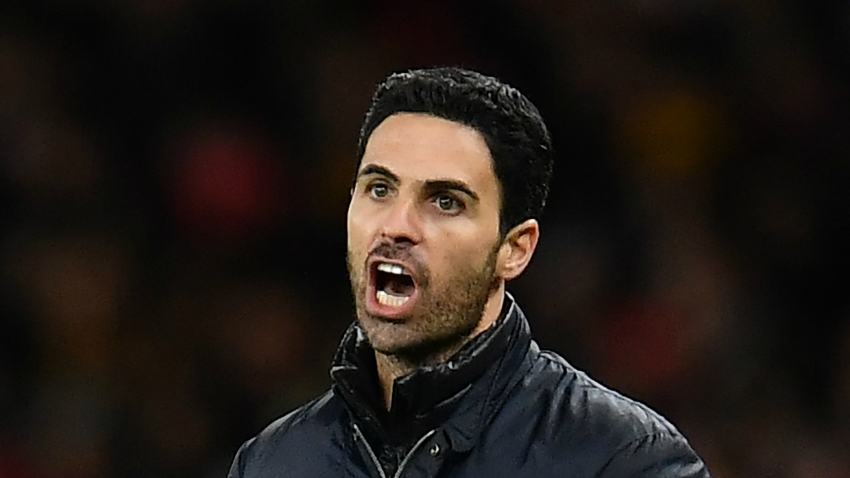 No European football would be a massive blow for Arsenal - Arteta