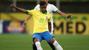 Rodrygo: I don't want to be the new Neymar