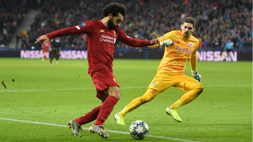 Klopp: I have no idea how Salah scored that!