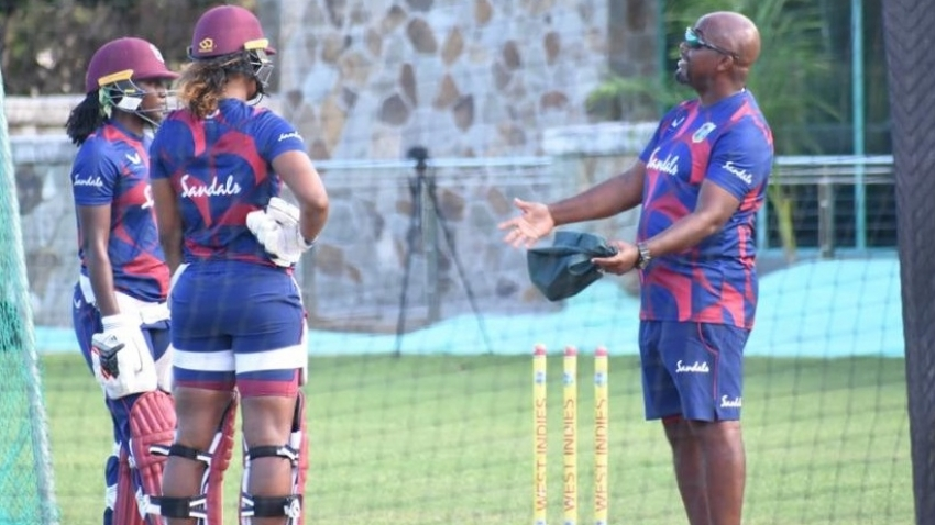 Windies Women will need work, time to get back to their best - Collymore