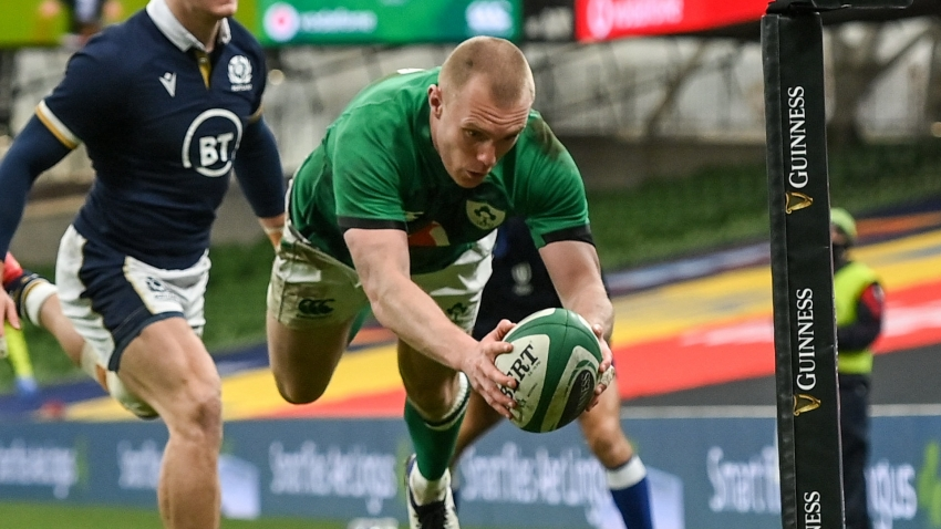 Ireland beat Scotland to take third spot in Autumn Nations Cup