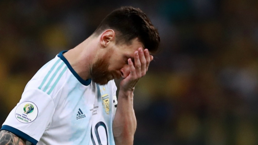 UEFA denies inviting Argentina to Nations League after Messi row