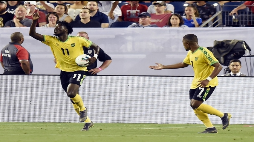 Ruthless Jamaica hit six past Aruba in Curacao
