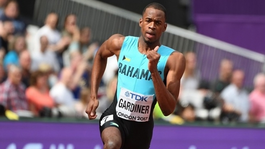 World 400m champion, Gardiner would welcome 'surprise' world record