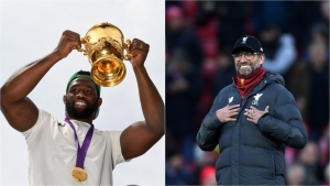 I fell off my chair! Springboks captain Kolisi recalls meeting with 'amazing' Klopp