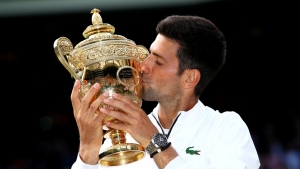 One of the best against one of the greatest - Djokovic revels in 'quite unreal' win