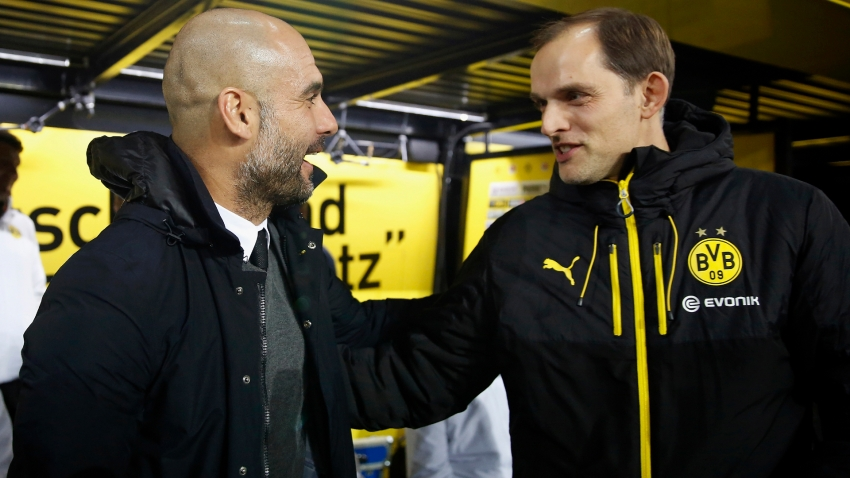 Guardiola welcomes 'exceptional' Tuchel to Premier League