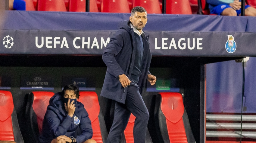 Conceicao confident Porto can storm back and knock Chelsea out