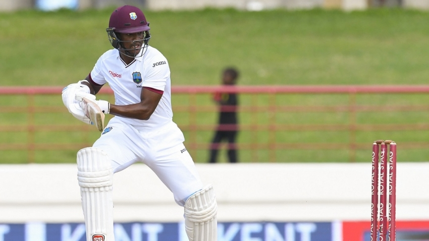 Leon Johnson leads Jaguars fightback against Volcanoes in Grenada