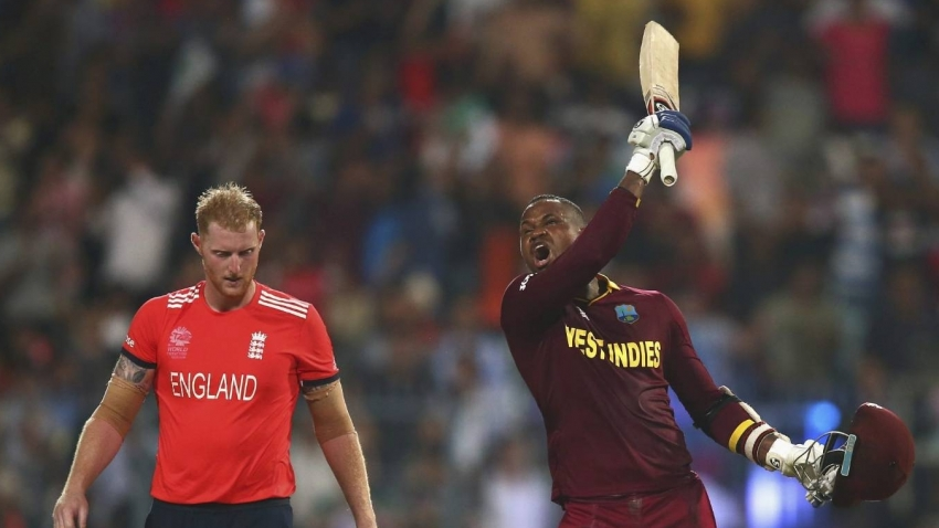 'Give her to me'-  Samuels crudely insults England all-rounder Stokes' wife in 'racist' post