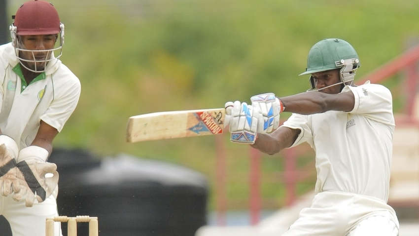 Jermaine Blackwood scored most runs but Alzarri Joseph topped the batting averages