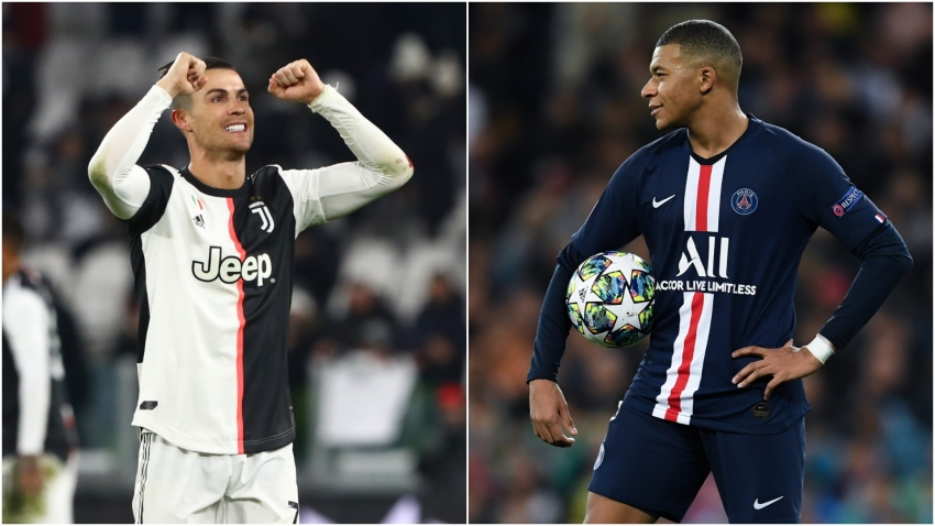 Mbappe looking to Ronaldo, not Messi, for inspiration