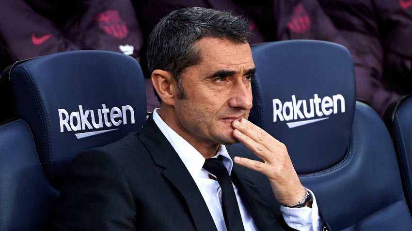 Valverde 'turning the page' on Barcelona chapter amid Abidal controversy
