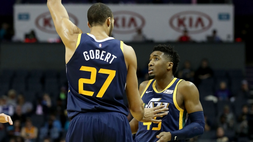 Coronavirus: Rudy Gobert, Donovan Mitchell and Utah Jazz players cleared after quarantining
