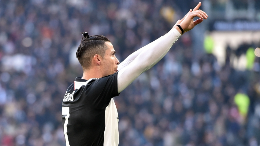 Ronaldo 1,000: Juventus star set for landmark appearance