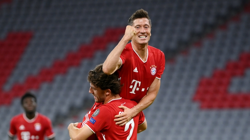 Lewandowski's hot streak, PSG's Italian hoodoo - Champions League in Opta numbers