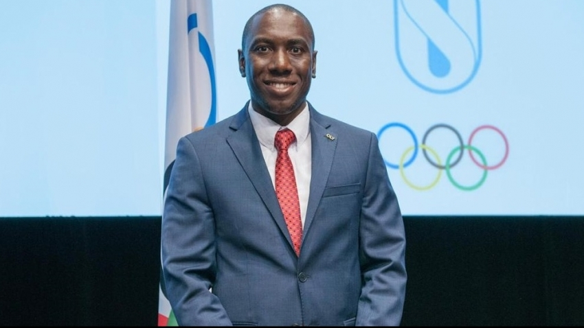 Marvin Anderson elected president of Olympians Association of Jamaica