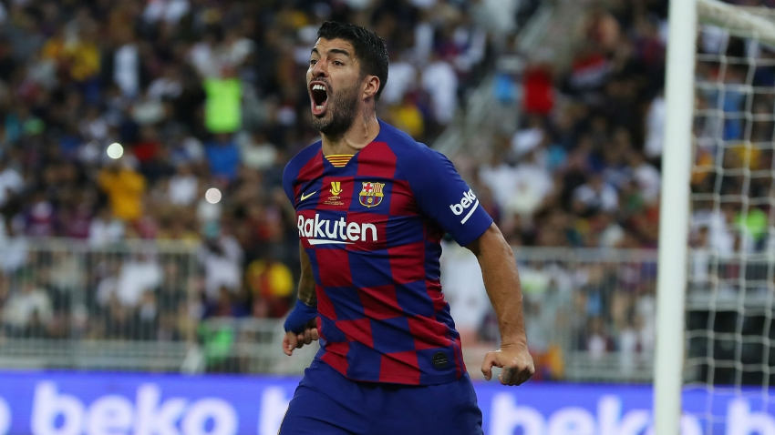 Suarez aims to beat Kubala goal haul at Barca when LaLiga returns