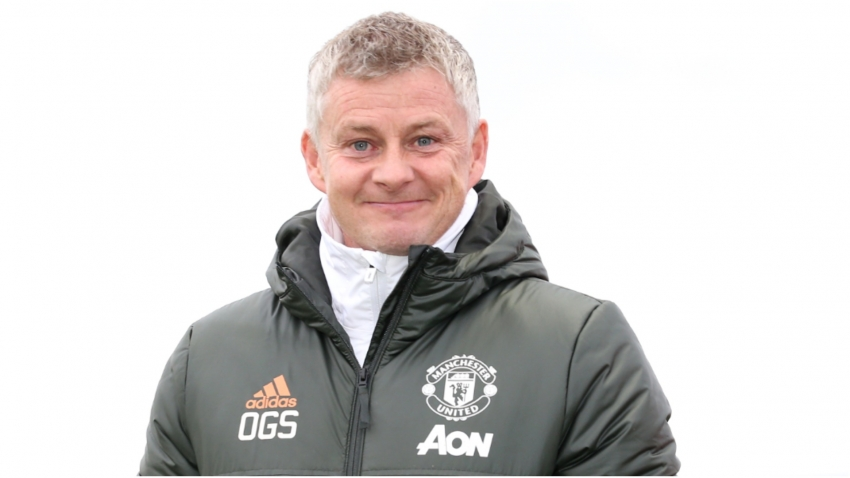 Solskjaer thankful for 'strong backing' as Man Utd revival gathers pace