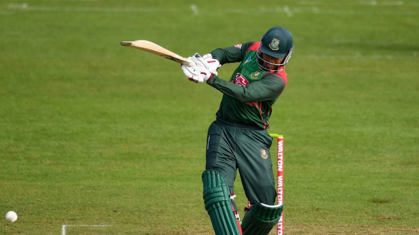 Sarkar and Mosaddek lead Bangladesh to historic ODI win