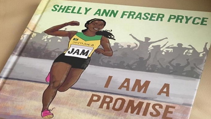 Fraser-Pryce to release children's book in September