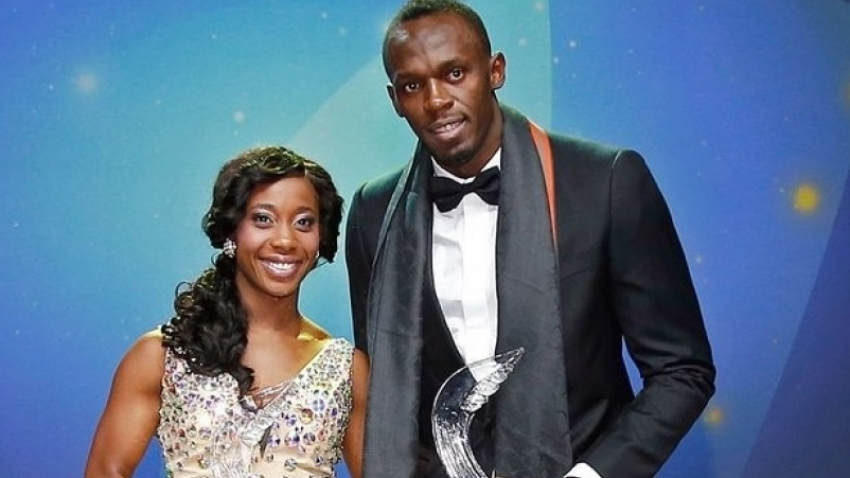 Bolt voted greatest male athlete of the last 75 years, Fraser-Pryce third among women