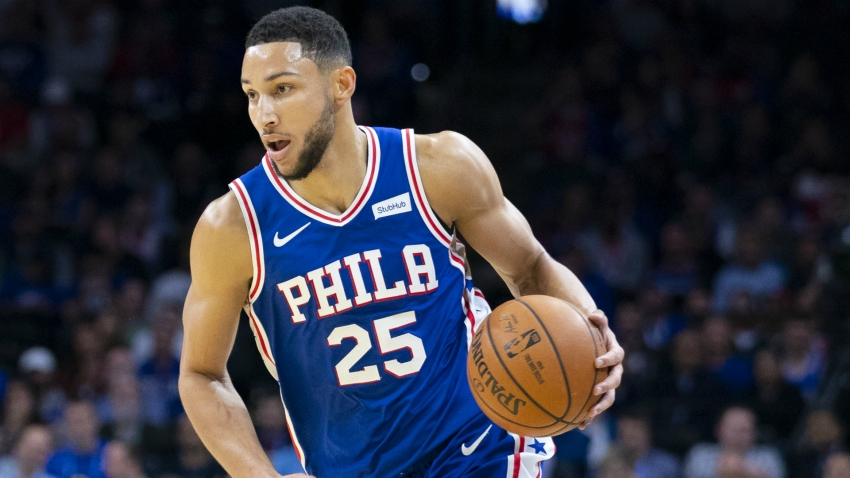 Simmons savours memorable three as 76ers star eyes Tokyo Olympics