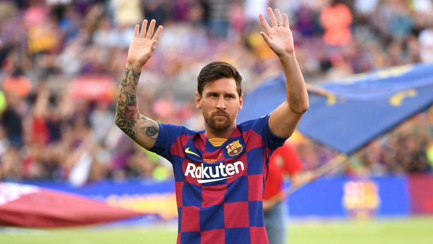 BREAKING NEWS: Messi beats Van Dijk and Ronaldo to FIFA Best award