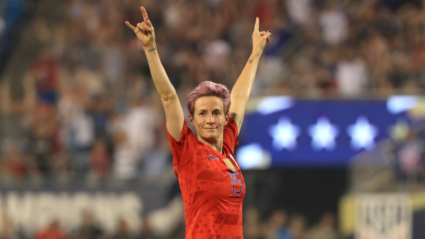 Ballon d'Or 2019: Rapinoe wins women's award ahead of Bronze and Morgan