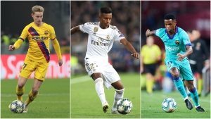 Barcelona v Real Madrid: Young guns waiting to usurp familiar cast of ageing Clasico stars