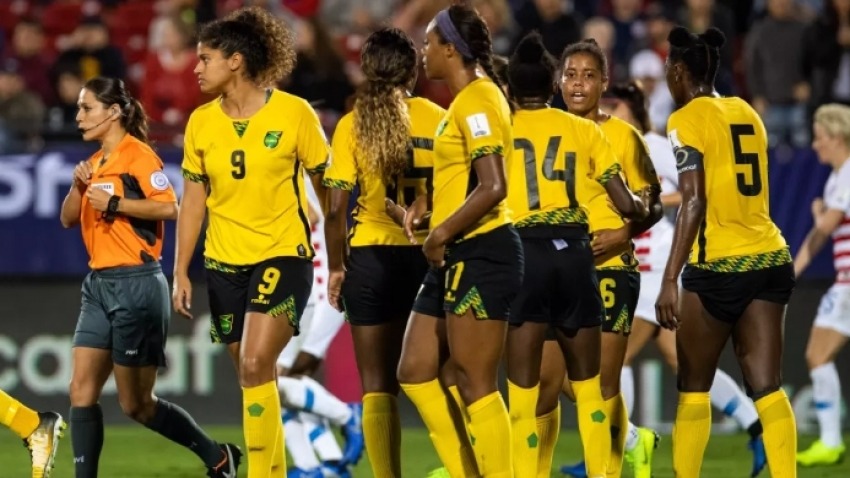 Reggae Girlz scoop CONCACAF Outstanding Performance Award, Menzies top women's coach