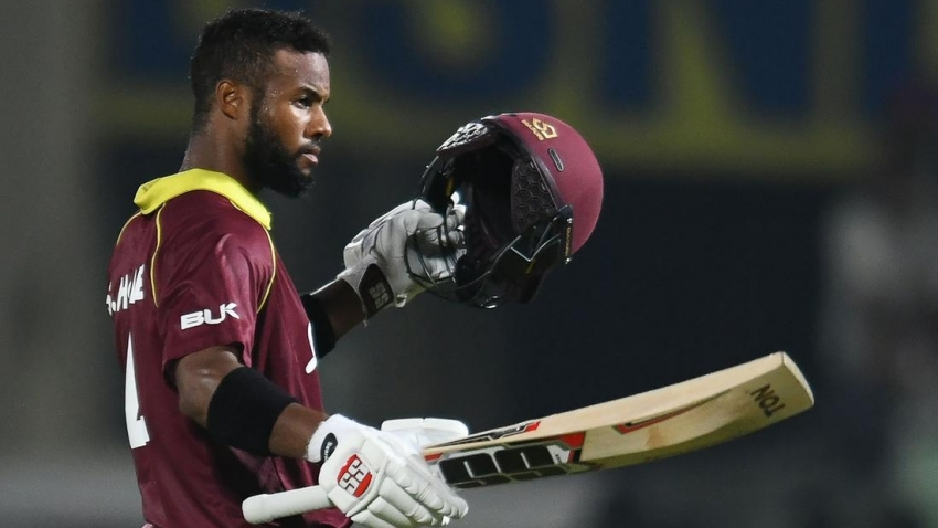Shai Hope is one of the five best batsmen in the World